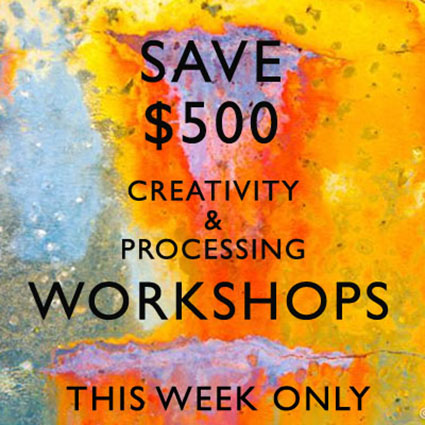 Improve your photography with the Art of Creativity and the Art of Processing